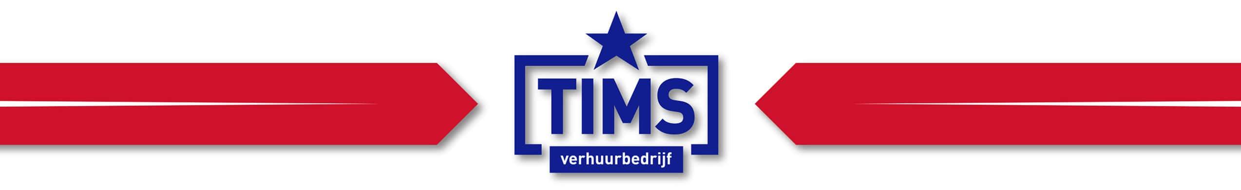 Tims verhuurbedrijf Logo